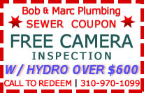 Rolling Hills Sewer Repair Contractor